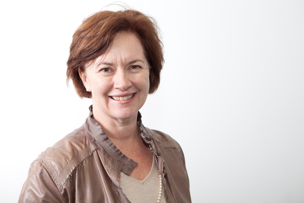 headshot Prof Gabrielle Cooper