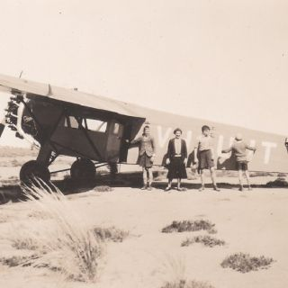 UC aviation heritage project takes flight