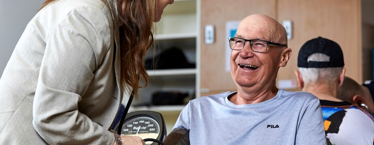 cancer recovery patient