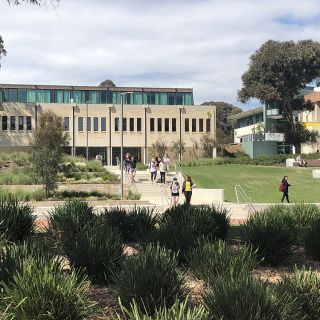 Photo of UC Concourse