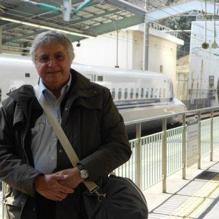 Livio Bonollo in Japan