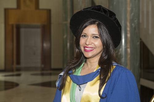 Dr Lubna Alam