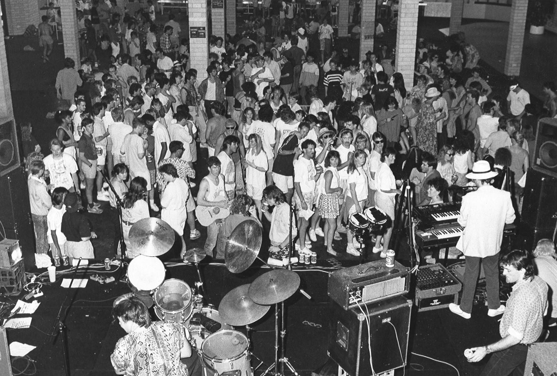 Refectory concert
