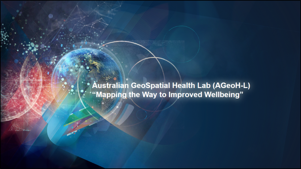 Australian GeoSpatial Health Lab