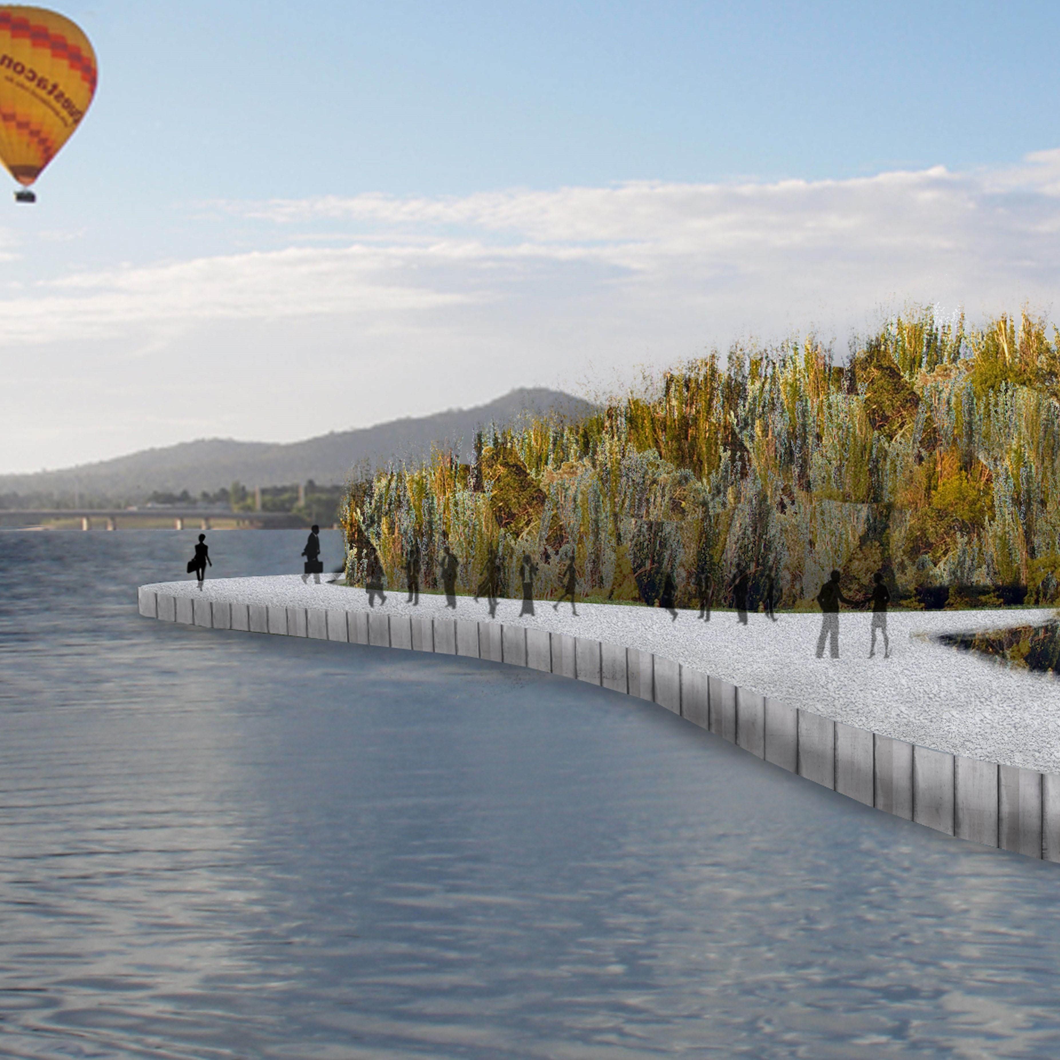 Alex Gorecki, Architecture, Canberra1