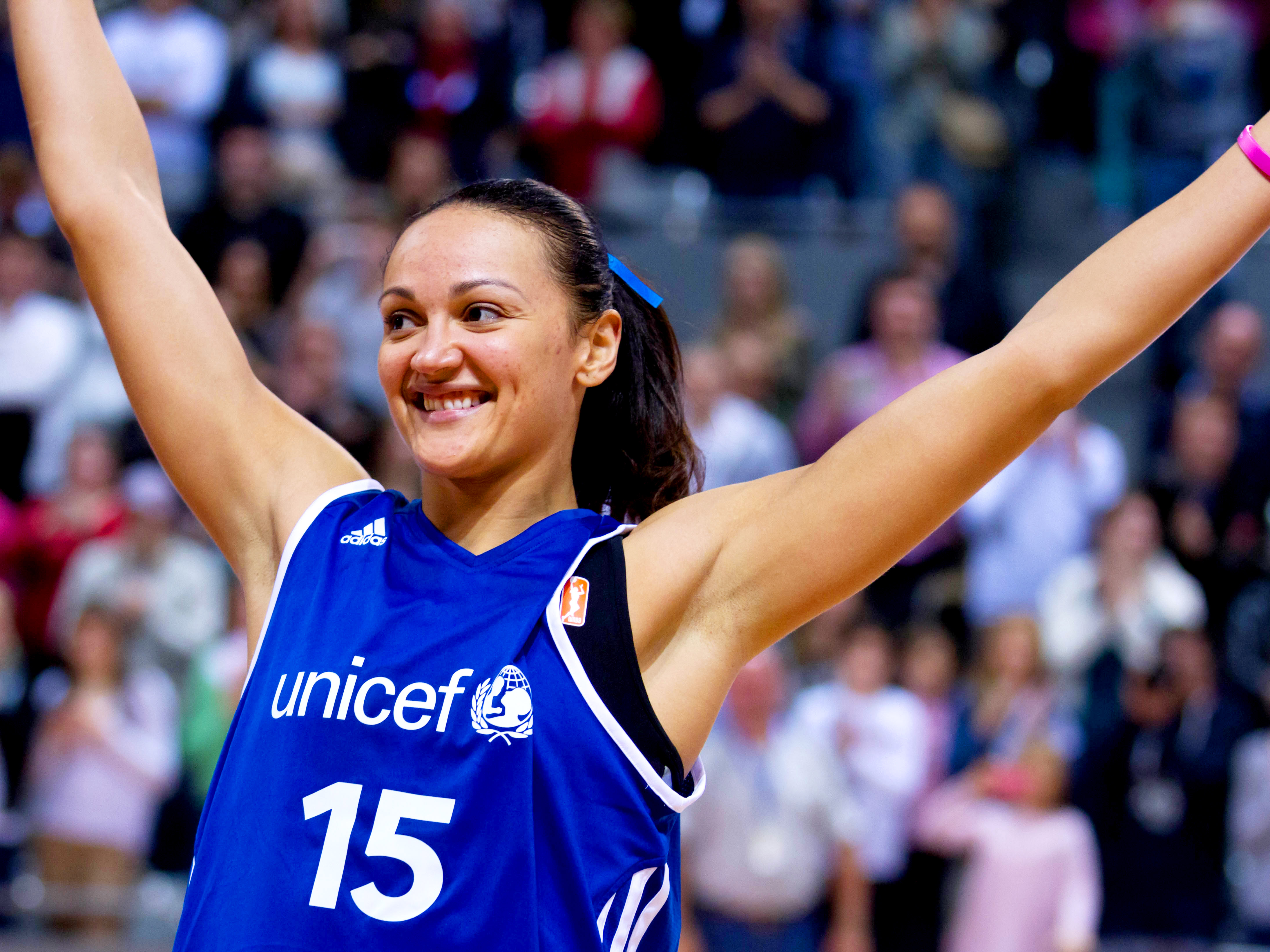 Mistie Bass has signed a one-year deal with the University of Canberra Capitals