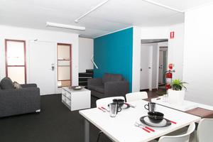 CLV Short Stay accommodation block