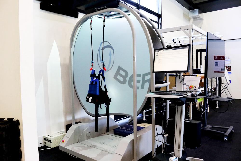 The Bertec Balance Advantage System