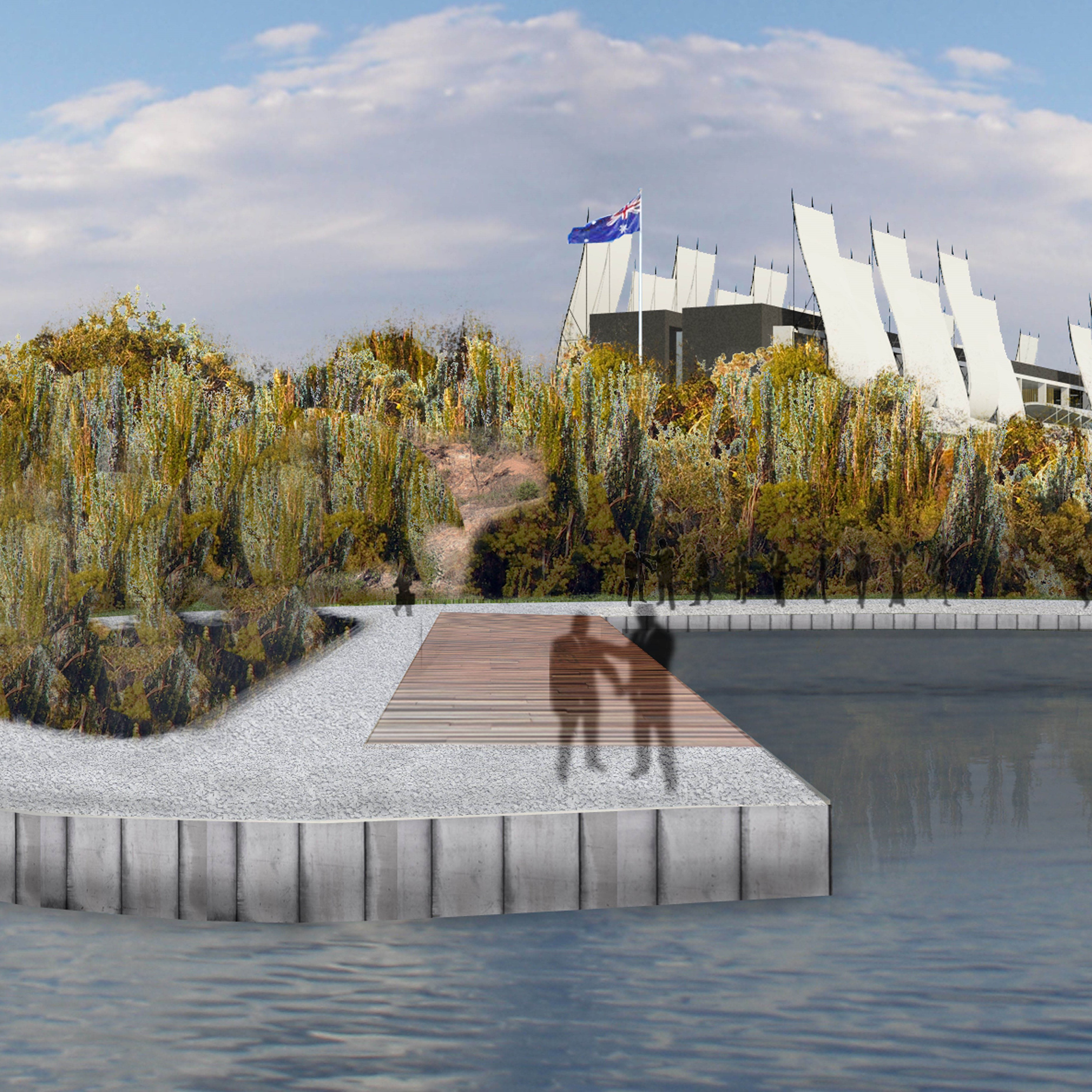 Alex Gorecki, Architecture, Canberra2