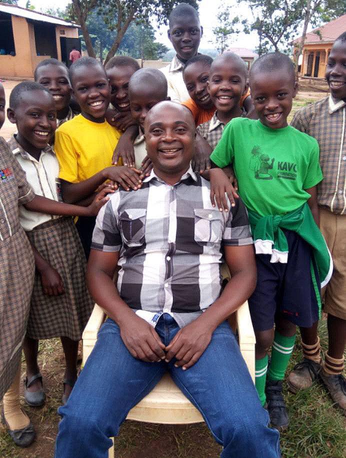 James Asiimwe Uganda