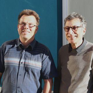 Professor Roland Goecke and Professor Jeffrey Cohn