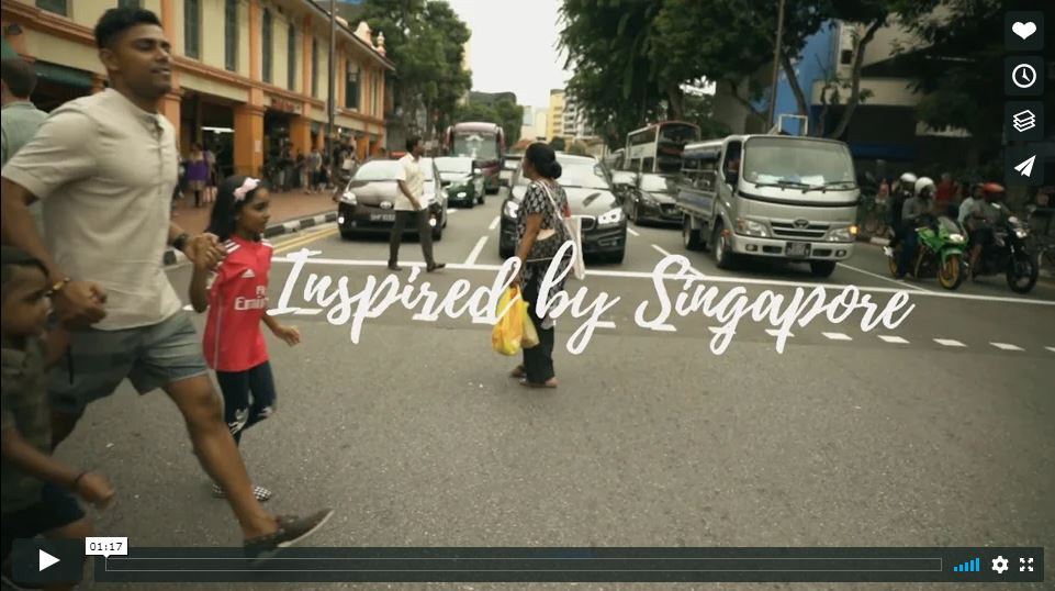Inspired by Singapore, Design for Healthy Aging 2019