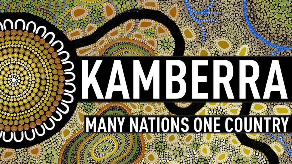 Kamberra: Many Nations One Country