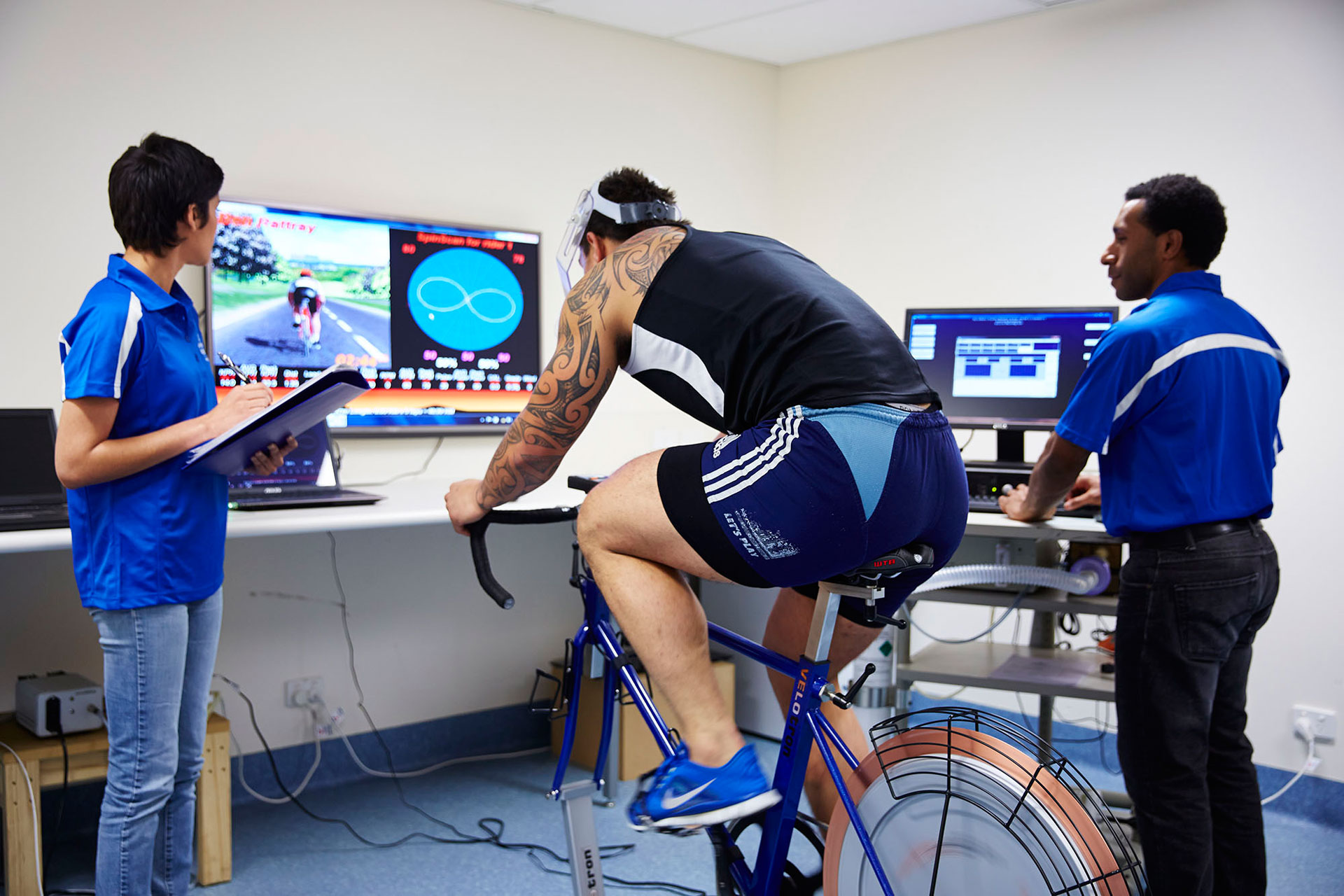 Sport Research at UCNISS