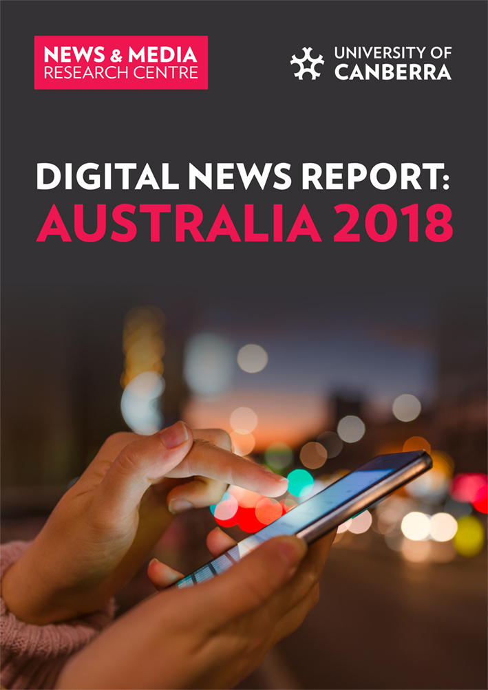 Digital News Report: Australia 2018