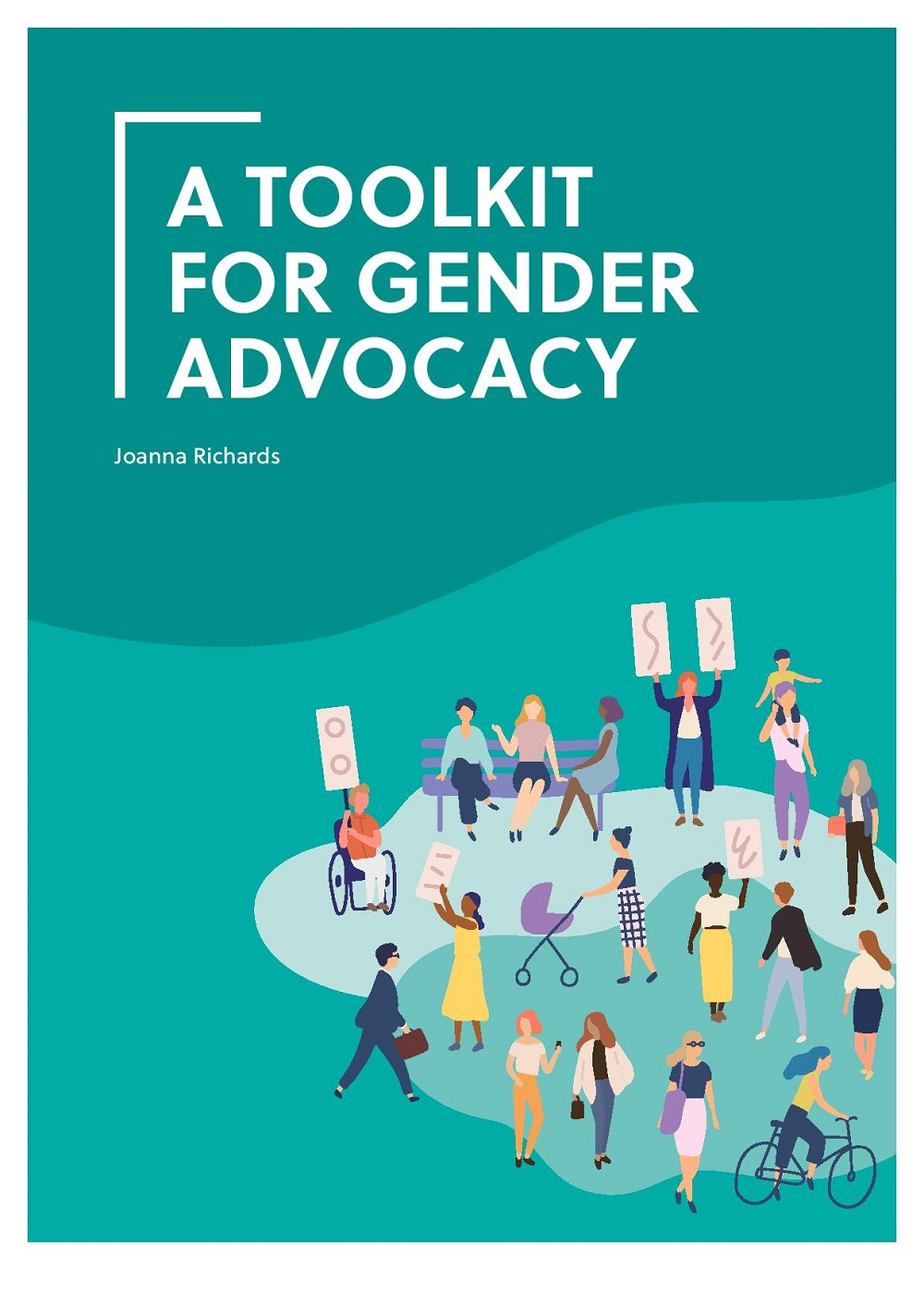 A Toolkit for Gender Advocacy is available to all online. Photo: supplied
