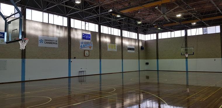 Building 4 Basketball