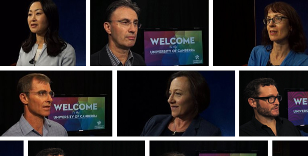 Watch short interviews with our researchers