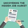 Hidden job market banner