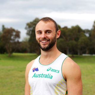 Double degree student and sprinter Scott Reardon will compete in the 100m race at the Rio Paralympics
