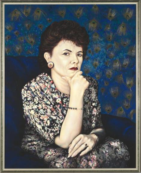 Lindy Chamberlain by Neville Dawson 2