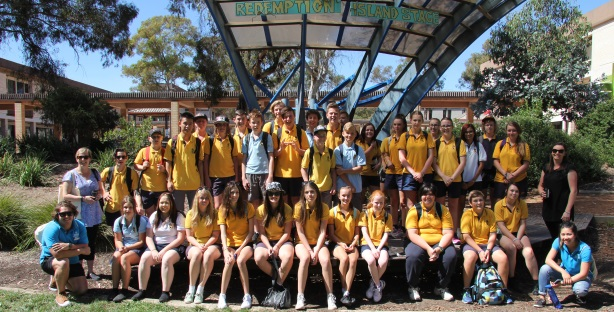 High Schools Students enjoying their University Experience Day