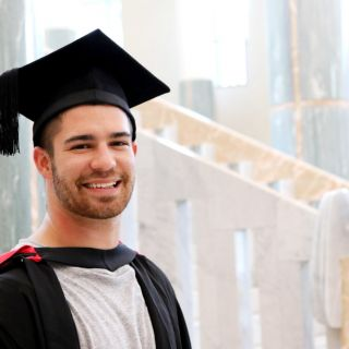 UC graduate Rene Linssen