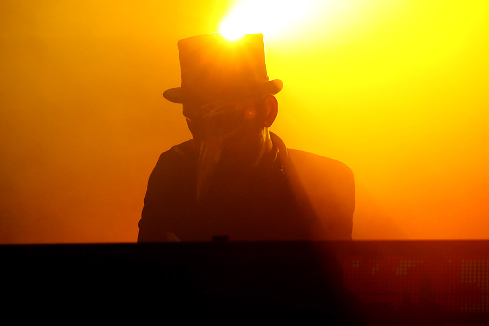 German DJ Claptone
