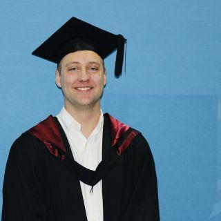 graduating student Jackson