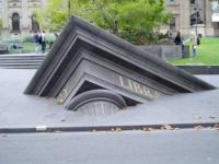 Swanston St Sculpture by Petrus Spronk