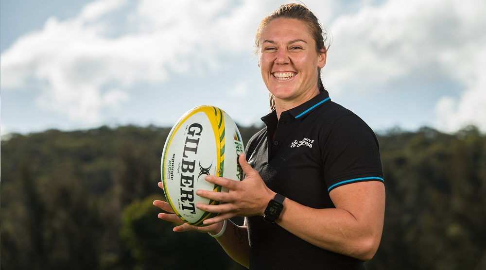 Olympian to lead UC's sevens campaign